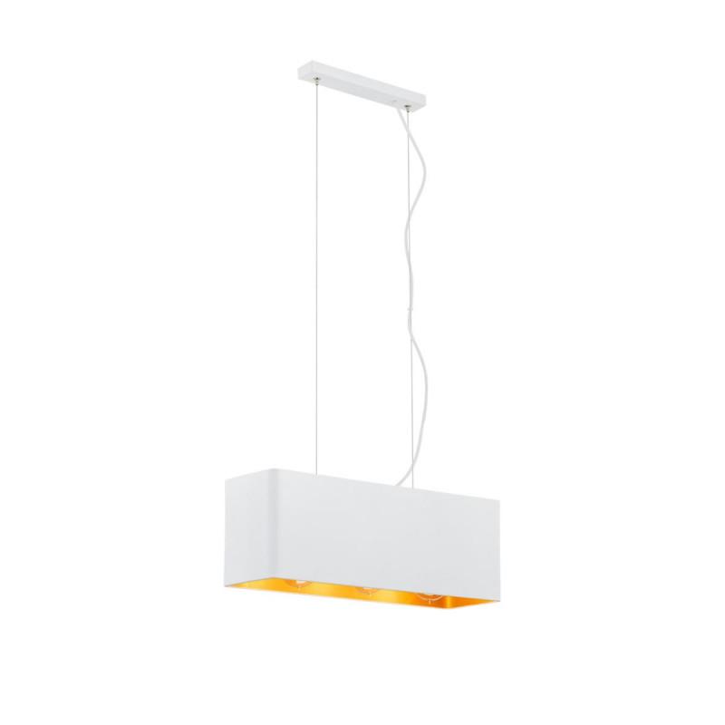 Ceiling lamp / hanging lamp TENERYFA 1424 white ARGON