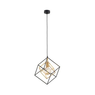 Ceiling lamp / hanging lamp black KRETA 4094 ARGON