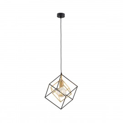 Lampa sufitowa / lampa wisząca czarna KRETA 4094 ARGON