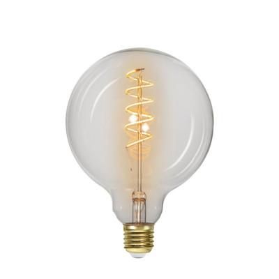 DECOLED SPIRAL żarówka dekoracyjna LED 125mm 3W ściemnialna 2200K Star Trading