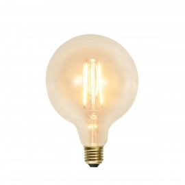 LED LAMP E27 G125 SOFT GLOW