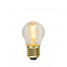 LED LAMP E27 G45 SOFT GLOW