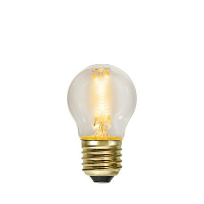 SOFT GLOW żarówka dekoracyjna LED do girland G45 0,5W 2100K Star Trading