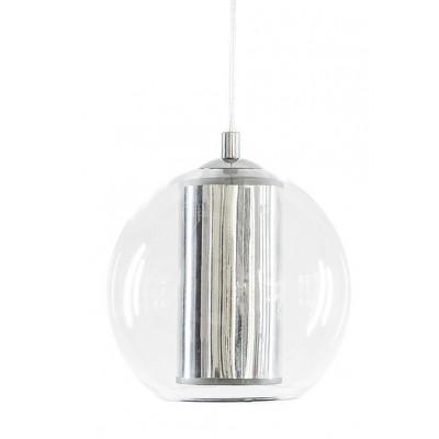 Merida M lampa wisząca (abażur chrom)