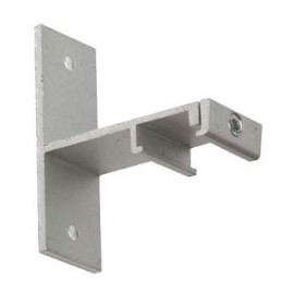 Bracket for fixing the track to the walls SKB 21 to the 3-phase surface-mounted rail SHILO