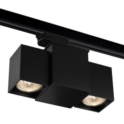 Lampa reflektor do szynoprzewodów BIZEN 6631 regulowana OPRAWA metalowa do 3-fazowego systemu szynowego SHILO