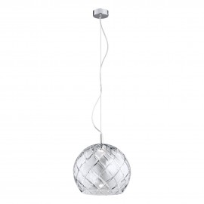 Crystal ceiling lamp / crystal hanging lamp BELLUNO 3801 ARGON