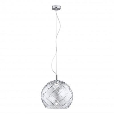 Kryształowa lampa sufitowa / kryształowa lampa wisząca BELLUNO 3801 ARGON