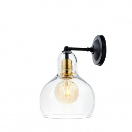Wall lamp, Longis I Gold sconce KASPA
