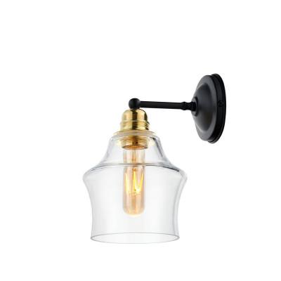 Lampa ścienna, kinkiet Longis II Gold KASPA