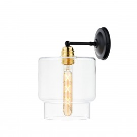 Wall lamp, Longis IV Gold sconce KASPA
