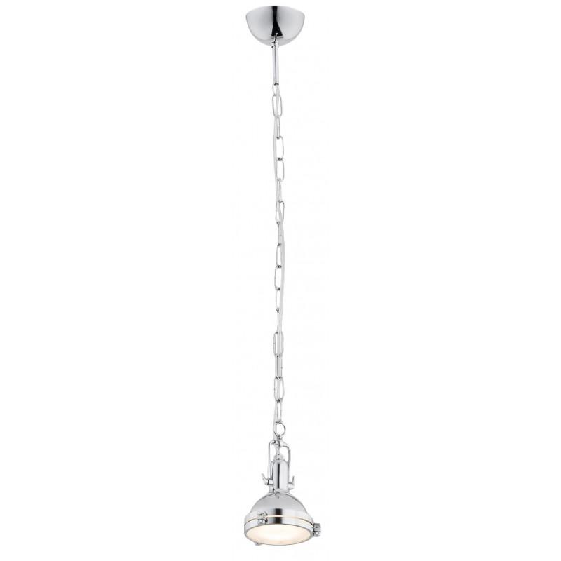 Nautilius S Pendant Lamp chrome