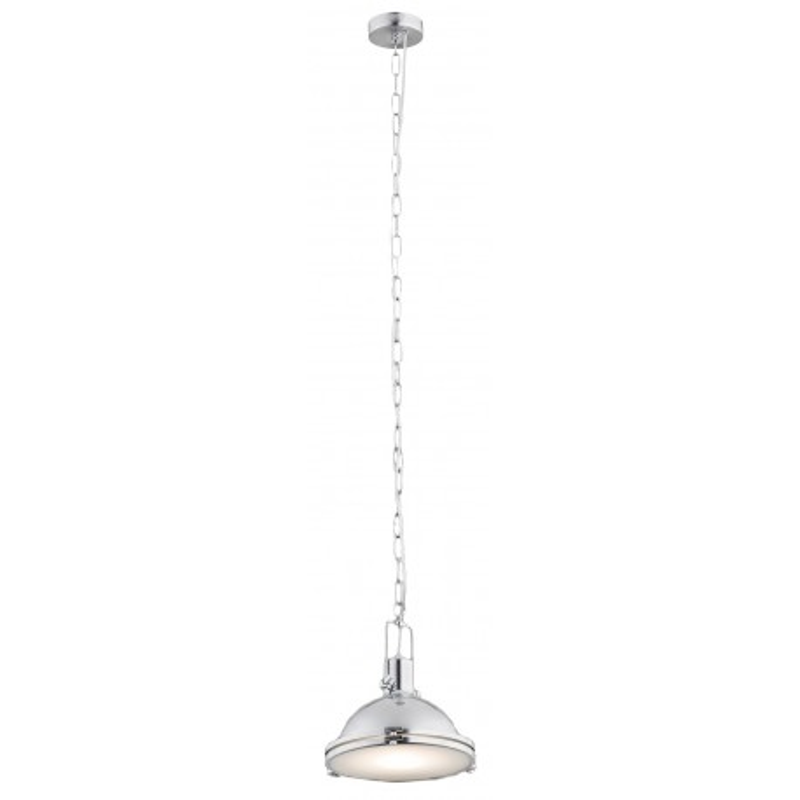 Nautilius M lampa wisząca chrom