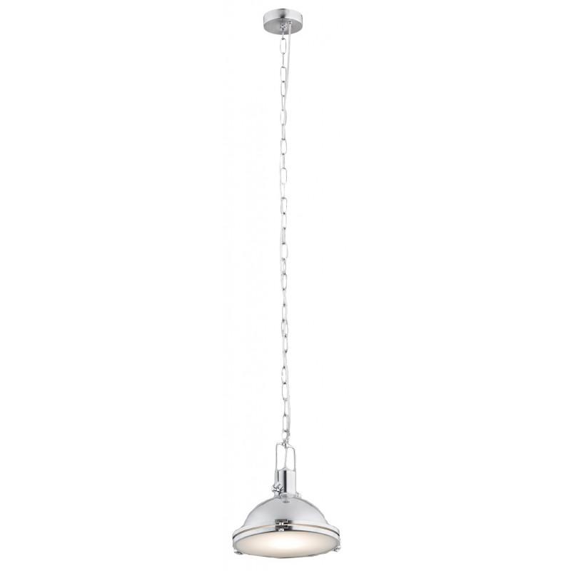 Nautilius M Pendant Lamp chrome