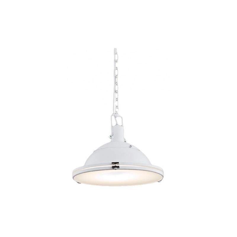 Nautilius L lampa wisząca biały
