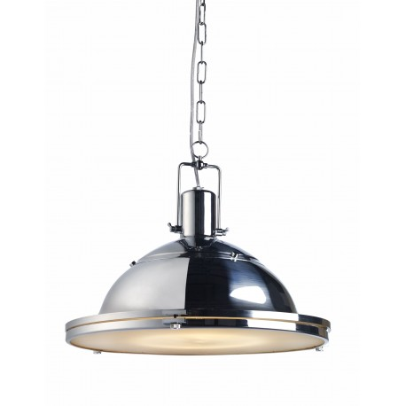 Nautilius L Pendant Lamp chrome
