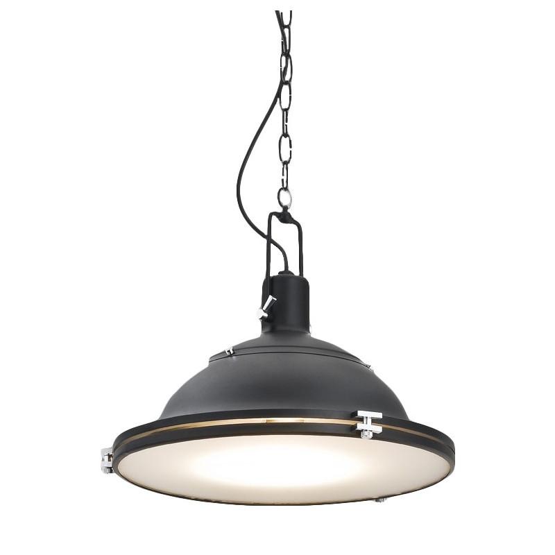 Nautilius L Pendant Lamp Brown