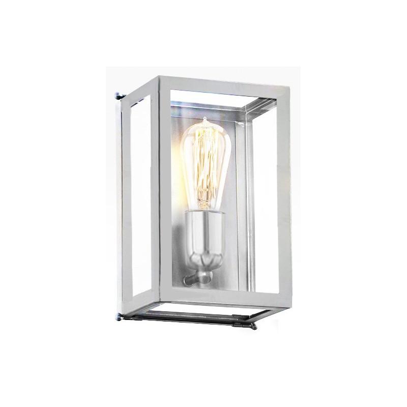 Vita Wall Lamp / Sconce Chrome