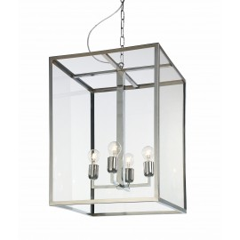 Vita L Pendant Lamp Chrome