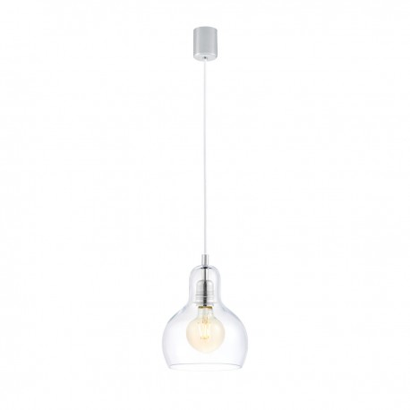 Longis I Pendant Lamp (white cable)