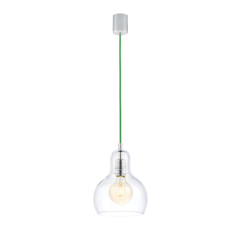 Longis I Pendant Lamp (green cable)