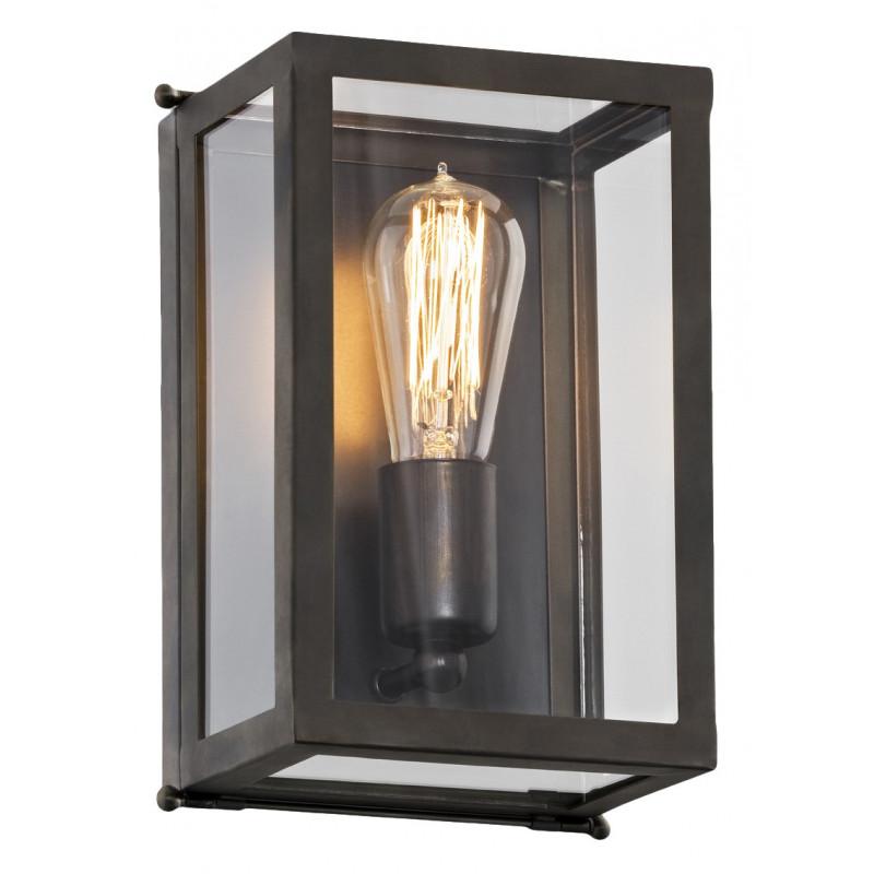 Vita Wall Lamp / Sconce Brown