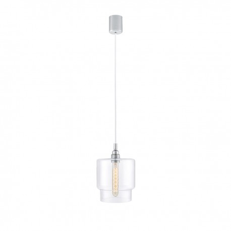 Longis IV Pendant Lamp (white cable)