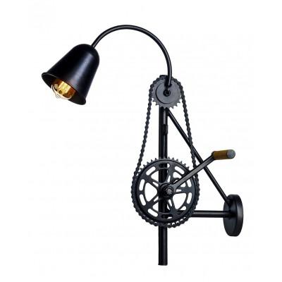 Bike kinkiet czarny
