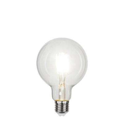Żarówka LED G95 4W ściemnialna 4000K naturalne białe światło Star Trading