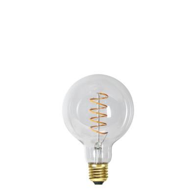 SOFT GLOW 3 stopnie mocy, żarówka dekoracyjna LED G95 4W 2100K Star Trading