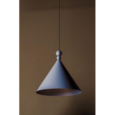 Cark blue pendant lamp KONKO MONO Indygo LOFTLIGHT