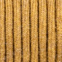 Honey mohair yellow cable M03 Janina two-core 2x0.75 Kolorowe Kable