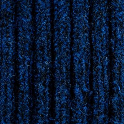 Navy black mohair cable M06 Jozefa two-core 2x0.75 Kolorowe Kable