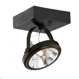 Visio 1 Spotlight Brown