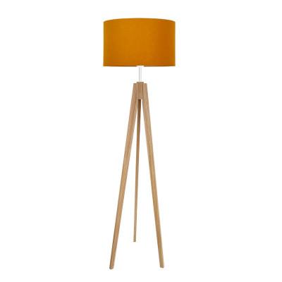 Lampa podłogowa abażur jesienny kolekcja Len youngDECO