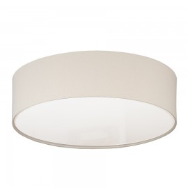 Ceiling lamp plafond warm beige