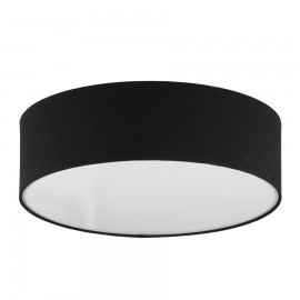 Ceiling lamp plafond black