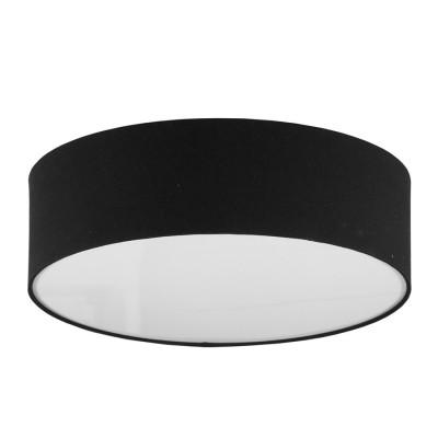Lampa przysufitowa plafon czarny Kolekcja Made by Colors youngDECO