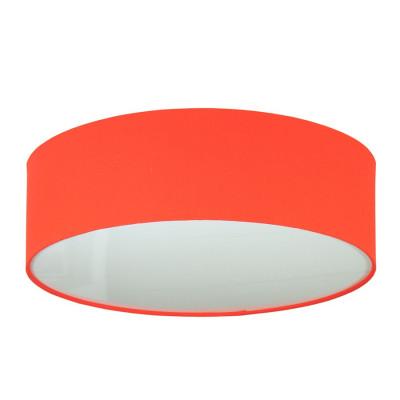 Orange Plafond Ceiling Lamp