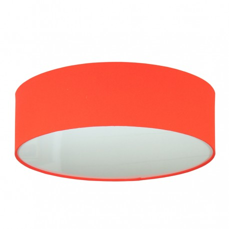 Orange Plafond Ceiling Lamp