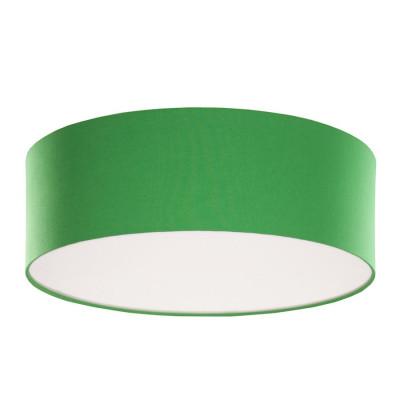 Lampa przysufitowa plafon soczysta zieleń Kolekcja Made by Colors youngDECO