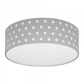 Ceiling lamp ceiling stars on a gray collection Scandinavian youngDECO