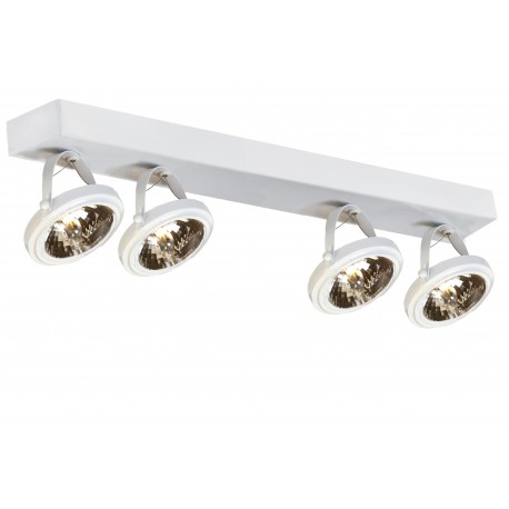 Visio 4 As Spotlights Rail White