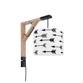 Sconce wall lamp Simple arrows black Collection Scandinavian youngDECO