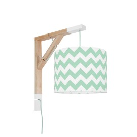 Sconce wall lamp Simple chevron mint Collection New York youngDECO