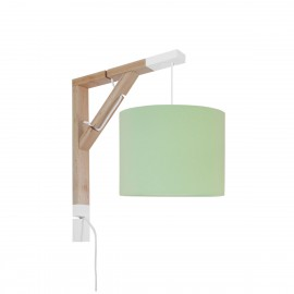 Sconce wall lamp Simple pure mint Collection Made by Colors youngDECO
