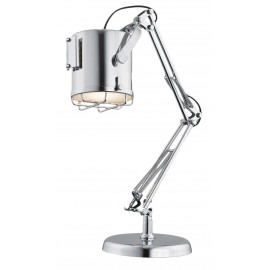 Marine standing lamp Chrome