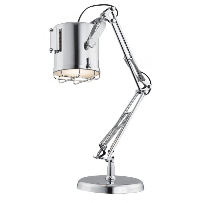 Marine standing lamp Chrome