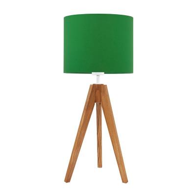 Lampa na stolik soczysta zieleń kolekcja Made by Colors youngDECO