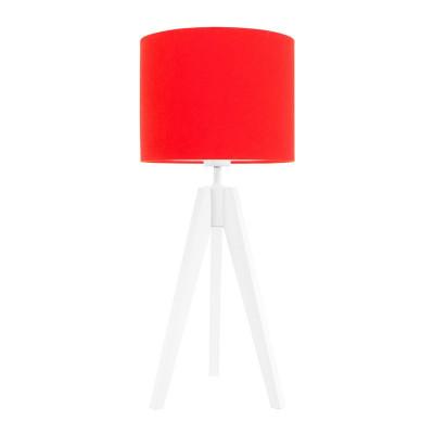Lampa na stolik soczysta pomarańcz kolekcja Made by Colors youngDECO